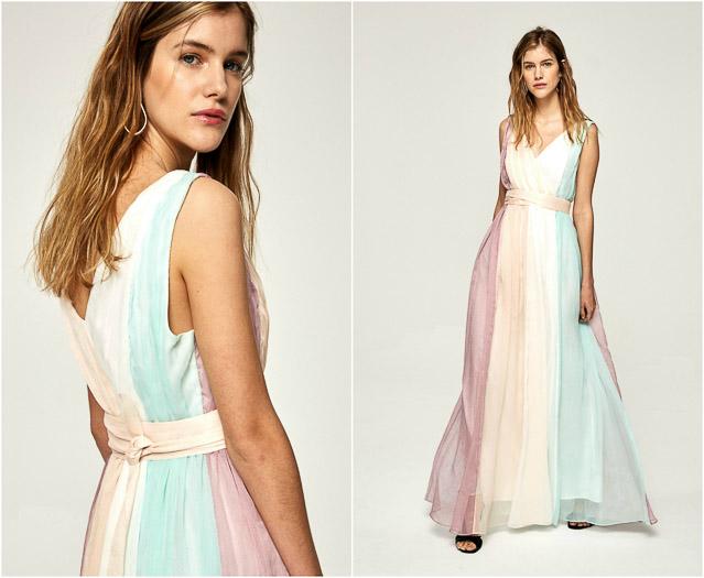 invitada boda vestido largo perfecta mono blog apparentia sayan mioh beatriz peñalver