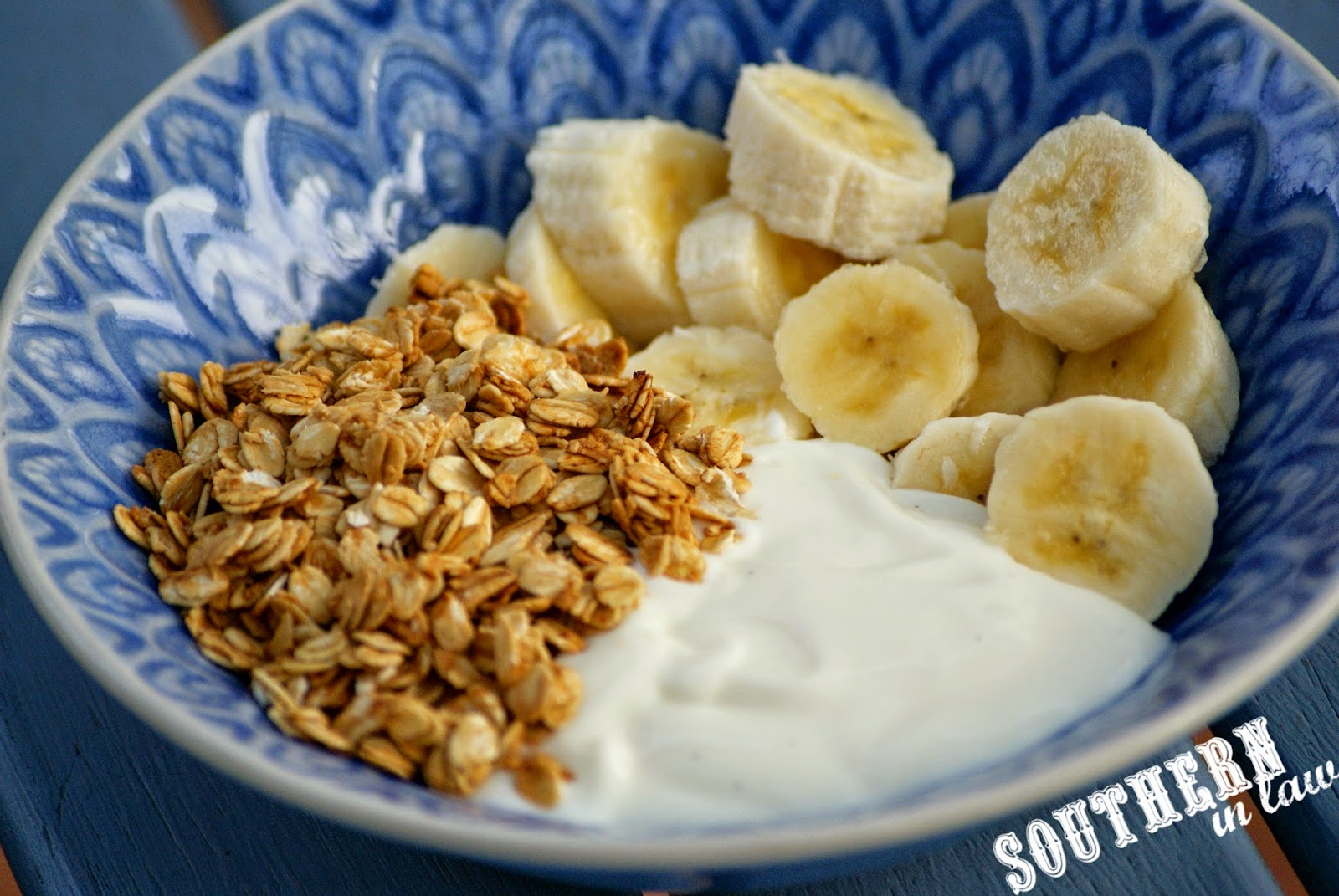 Southern in law recipe healthy homemade honey vanilla granola monday september 15 2014 ccuart Choice Image