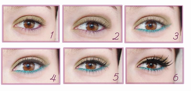 Tuto Maquillage Yeux : tuto maquillage yeux kaki ~ Nature-et-papiers.com Idées de Décoration