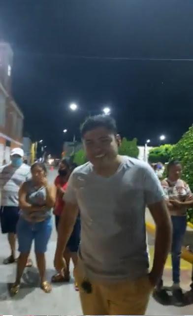Violentan las elecciones en Dzilam González; lapidan la casa del candidato piista