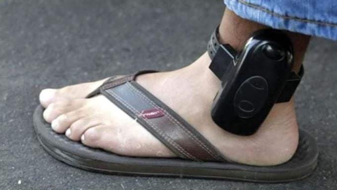 Estudo mostra que tornozeleira eletrônica causa problemas psicológicos em imigrantes