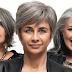 Assumir os cabelos brancos ou tingir? Você é livre para escolher