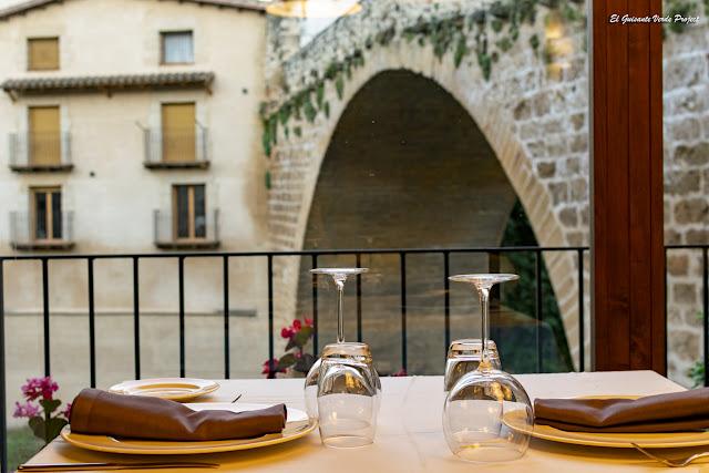 Restaurante La Fábrica de Solfa, Matarranya