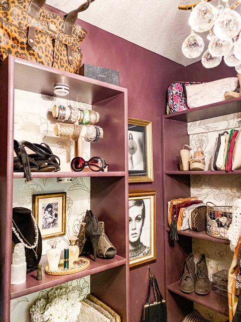 unique closet