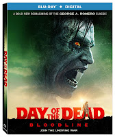 Day of the Dead: Bloodline Blu-ray