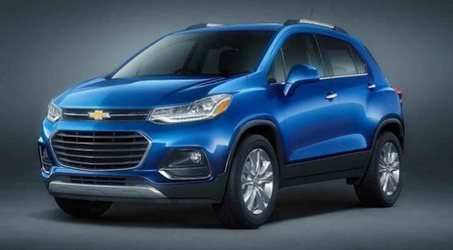 2018 Chevy Trax Specs, Release Date, Price