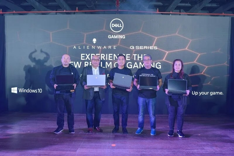 Dell Ups Game with Revamped Gaming Portfolio Including Alienware