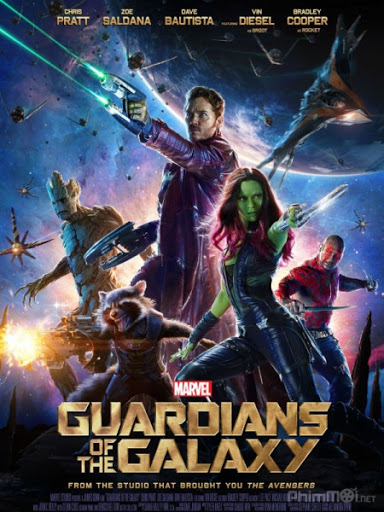 Guardians of the Galaxy , 2014 , Movie , HD, MARVEL STUDIO ,Adventure, Fantasy, Science Fiction