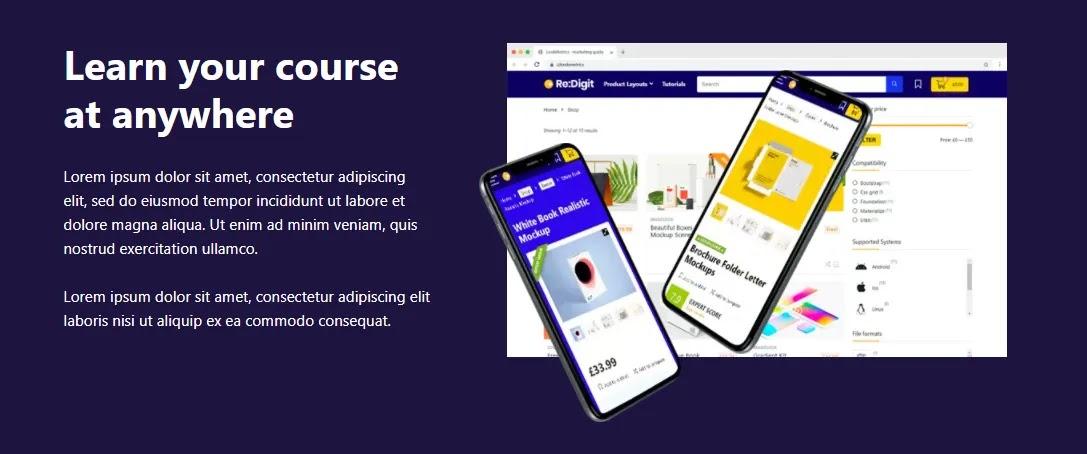 Rehub WordPress Theme Product representation