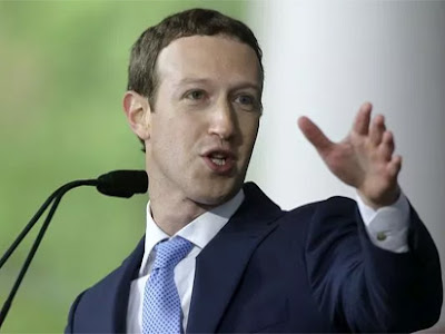 Facebook Founder: Mark Zuckerberg