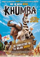 Khumba: La Cebra sin Rayas