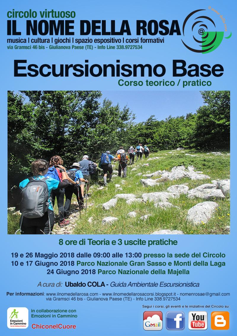 ESCURSIONISMO BASE