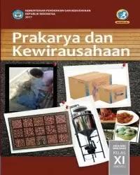Buku Prakarya Siswa Kelas 11 k13 2017 Semester 2