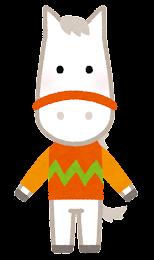 競走馬のキャラクター7