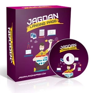 Jagoan landing page