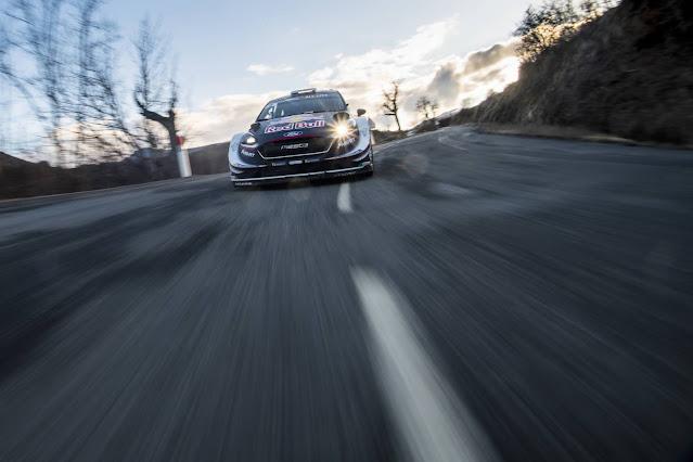 Monte Carlo fiesta WRC