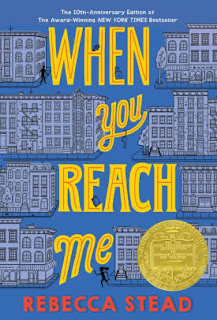 cover for When You Reach Me