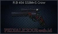 R.B 454 SS8M+S Crow