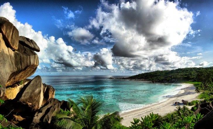 The Seychelles, Near East Africa