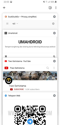Screenshot Tab Layout Google Chrome