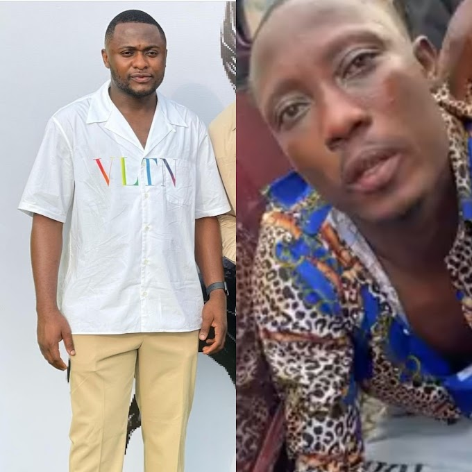 Thief caught at Ubi Franklin's son's birthday party
