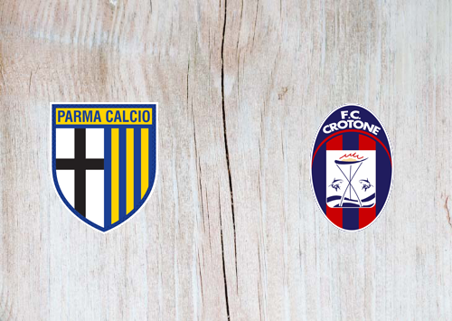 Parma vs Crotone -Highlights 24 April 2021