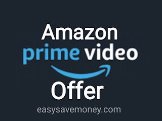 Amazon Prime Video (Latest Offer)