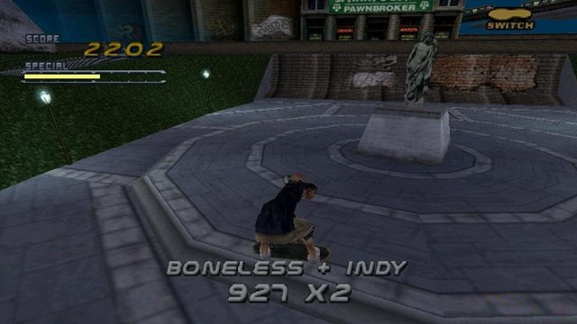 Download Tony Hawk's Pro Skater 2 PC Games Gameplay