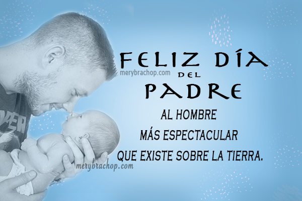 bonita imagen feliz dia al mejor padre del. mundo