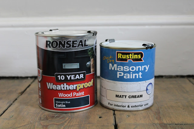 Paint for exterior of house