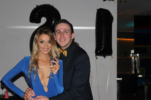 My 21st Birthday - Amber Lowther