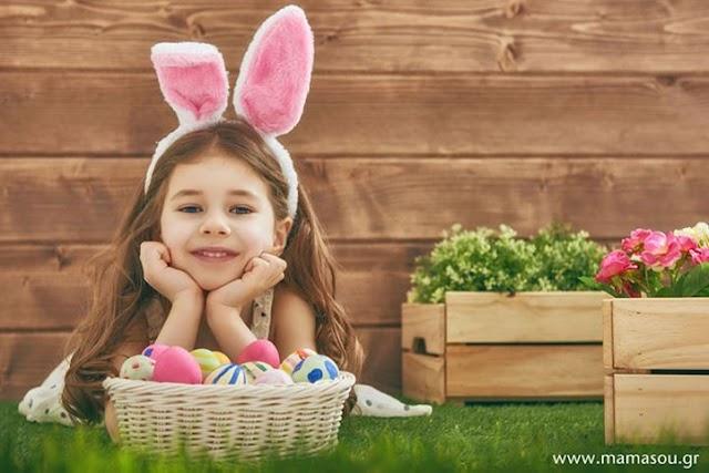 Πώς θα εξηγήσουμε στα παιδιά τι γιορτάζουμε το Πάσχα;