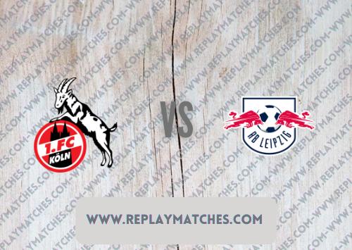 FC Cologne vs RB Leipzig -Highlights 18 September 2021