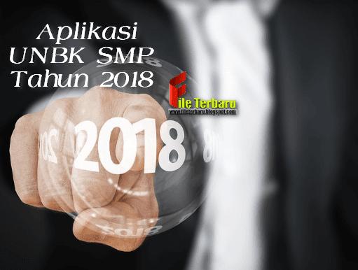 Aplikasi UNBK SMP Tahun 2018