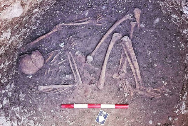 Iron Age burial found at Margate Caves site on the Isle of Thanet