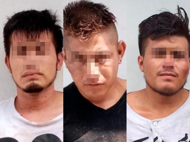 SEMAR los agarra en pleno levanton en Veracruz, detienen a tres sicarios del CJNG que salieron despavoridos al ver a los marinos