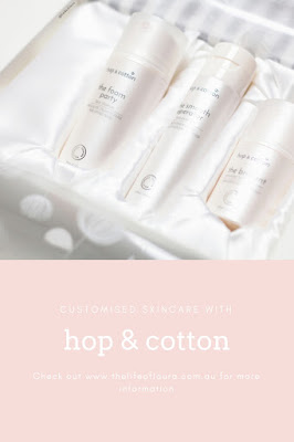 Hop & Cotton Customised Skincare