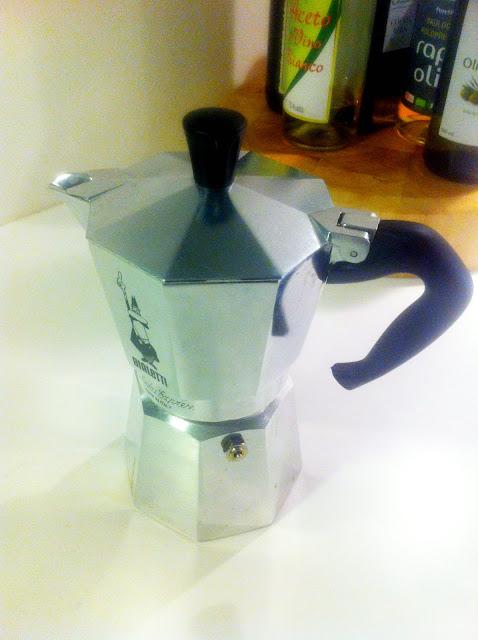 Bialetti kaffe ala Italy