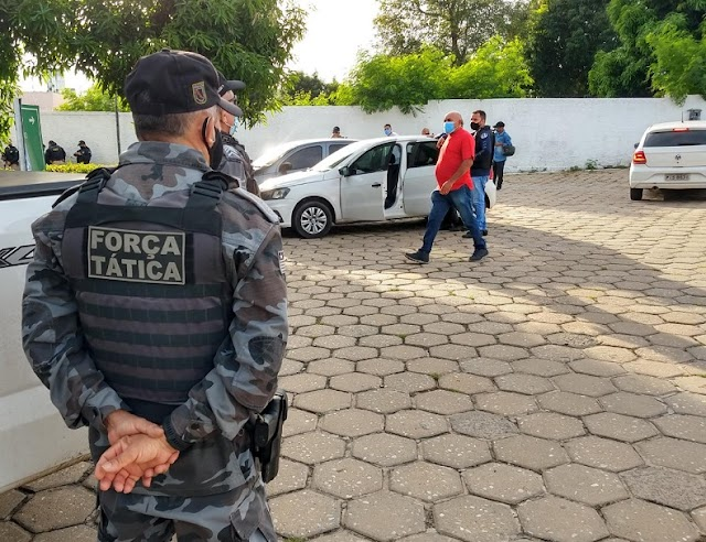 Operação cumpre 10 mandados de prisão na região do grande Dirceu em Teresina