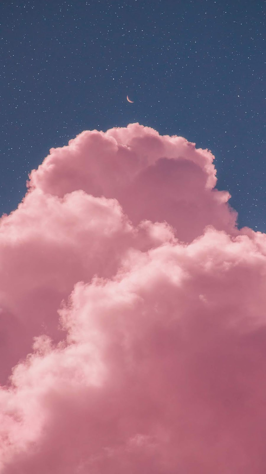Trời mây hồng