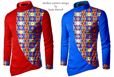 African-pattern-t-shirt-by-yamy-morrell