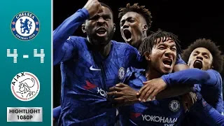 Chelsea vs Ajax 4-4 All Goals And Match Highlights [MP4 & HD VIDEO]