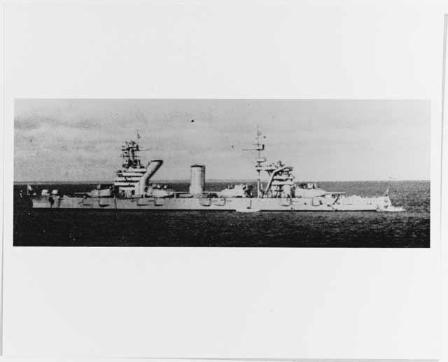Soviet battleship OKTYABRSKAYA REVOLUTSIYA, attacked on 4 April 1942 worldwartwo.filminspector.cmo