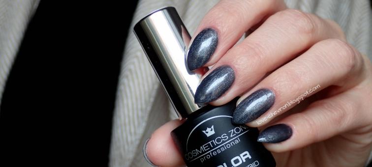 Cosmetics Zone    257 Cosmic Glitter   Strong Base   brokatowe paznokcie   karnawałowe paznokcie   nails   glamour nails  