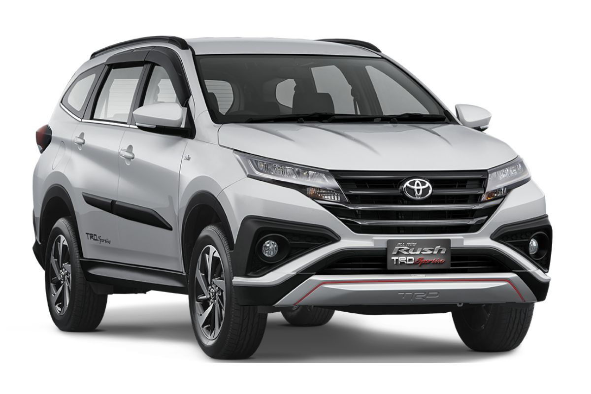 How Much Will It Cost To Transform The Toyota Rush Into The Rush Trd
