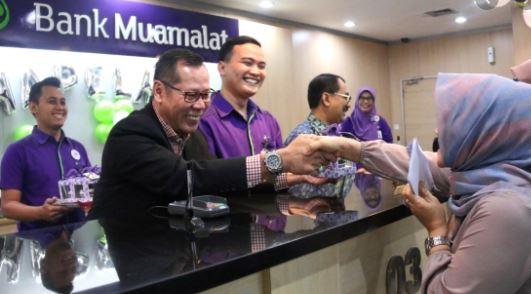 Alamat Lengkap dan Nomor Teleppon Bank Muamalat di Aceh