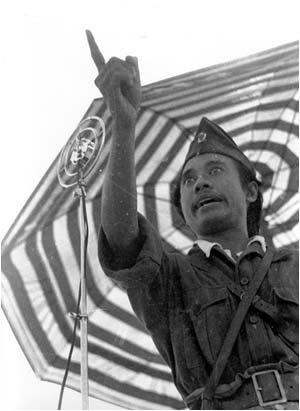 Pesan Perjuangan dari Pahlawan Nasional Bung Tomo/Sutomo