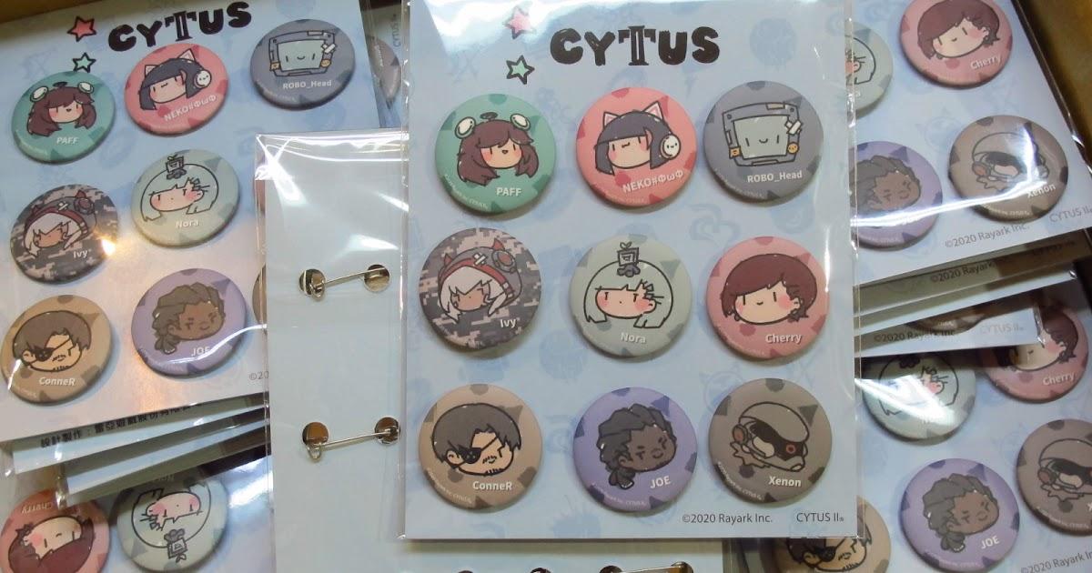 mr.pin胸章先生 胸章.徽章製作加工印刷廠: 雷亞遊戲 CYTUS