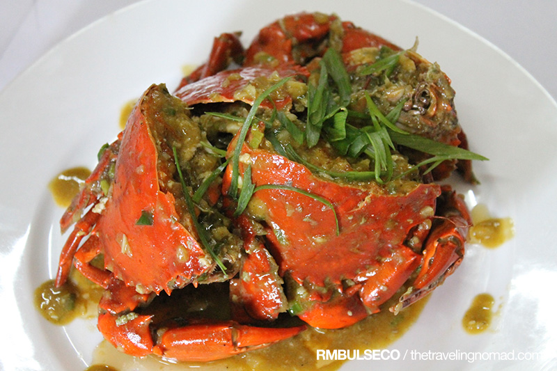 Glamour Crabs Davao