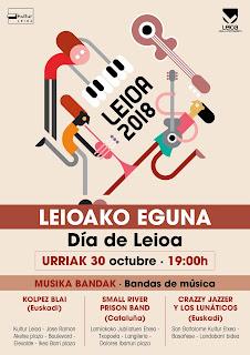 Musika bandak 2018ko Leioako Egunean